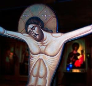 crucifixion-icon
