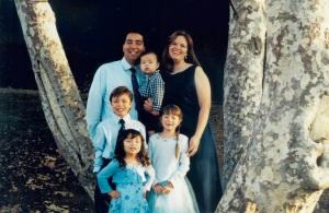 Zahariades Family 2001